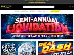 Invicta Stores.com coupons