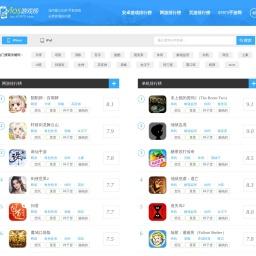 iOS手机游戏排行榜_ 97973手游网
