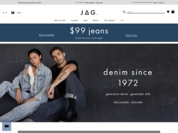 JAG promo code and other discount voucher