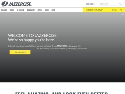 Jazzercise promo code and other discount voucher