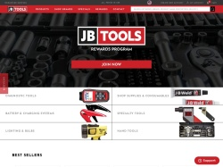 JB Tool Sales promo code and other discount voucher