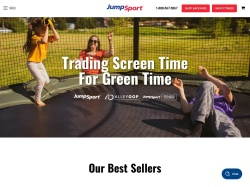JumpSport promo code and other discount voucher