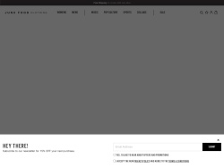 Junk Food Clothing promo code and other discount voucher
