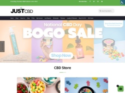 Just CBD promo code and other discount voucher
