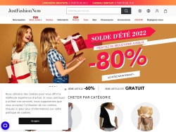 Just Fashion Now coupons