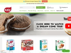 Katz Gluten Free promo code and other discount voucher