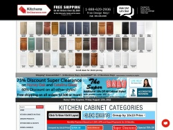 Kitchens On Clearance coupons