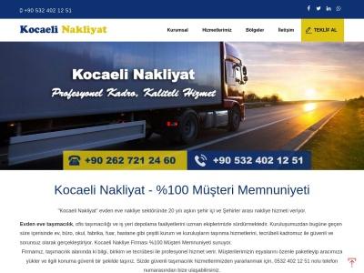 kocaelinakliyat.com.tr SEO-rapport