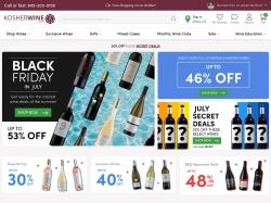 KosherWine.com promo code and other discount voucher