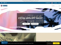 K-Swiss promo code and other discount voucher