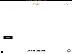LATHER promo code and other discount voucher