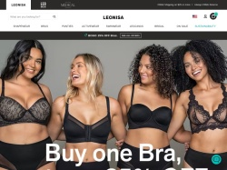 Leonisa promo code and other discount voucher