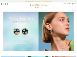 Les Nereides promo code and other discount voucher