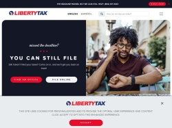 Liberty Tax promo code and other discount voucher