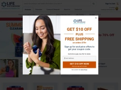 LifeExtension promo code and other discount voucher