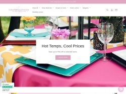 Linen Tablecloth coupons