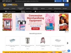 Lionsdeal promo code and other discount voucher