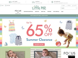 Little Me promo code and other discount voucher