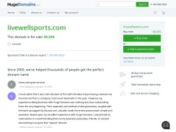 Livewell Sports promo code and other discount voucher