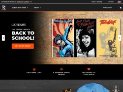 LootCrate coupons