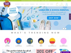 Lovable Labels Canada promo code and other discount voucher