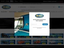 Macs AutoParts coupons