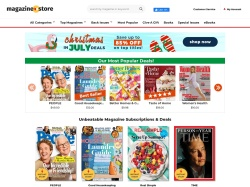 Magazine Store promo code and other discount voucher