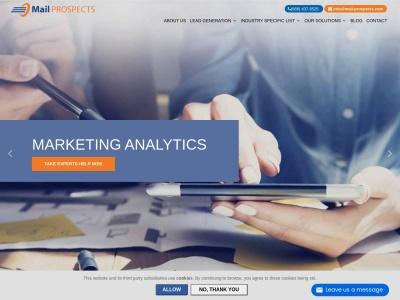mail-prospects.com SEO Report
