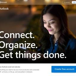Outlook - 来自 Microsoft 的免费个人电子邮件和日历