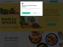 Marley Spoon Australia promo code and other discount voucher