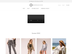 Marrakech Clothing promo code and other discount voucher