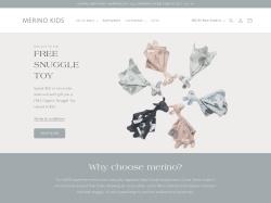 Merino Kids New Zealand promo code and other discount voucher