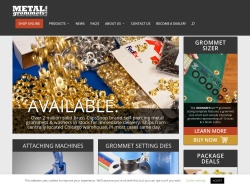 Metal Grommets promo code and other discount voucher