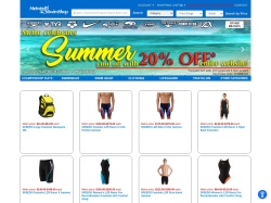 Metro SwimShop promo code and other discount voucher