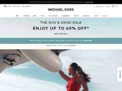 Michael Kors promo codes