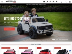 Moderno Kids promo code and other discount voucher