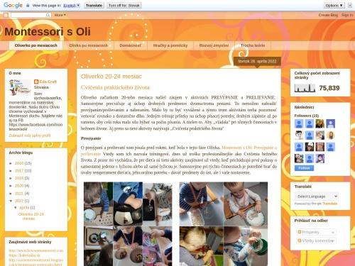 Montessori s Oli