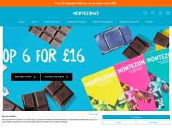 montezumas.co.uk coupons