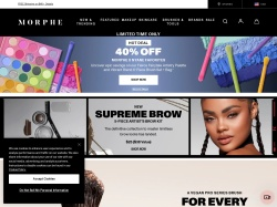 Morphe coupons