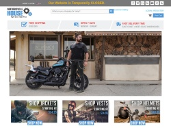 Motorcycle House promo code and other discount voucher
