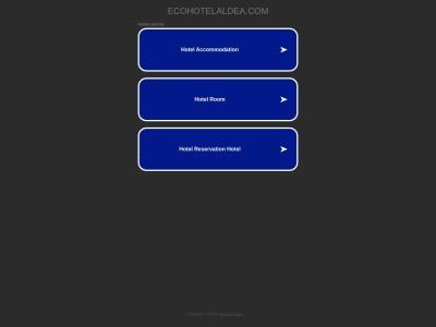 ms.ecohotelaldea.com Relatório de SEO