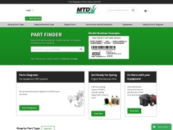 MTD Parts promo code and other discount voucher