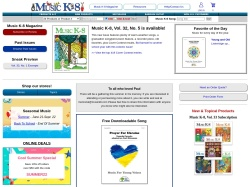Music K-8 promo code and other discount voucher