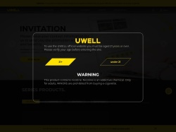 Uwell promo code and other discount voucher