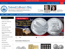 National Collectors Mint promo code and other discount voucher