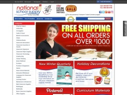 National School Supply coupons