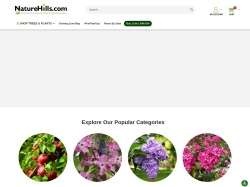 Nature Hills Nursery coupons