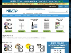 NEATO promo code and other discount voucher