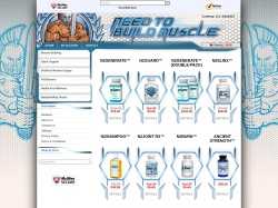 Need To Build Muscle promo code and other discount voucher