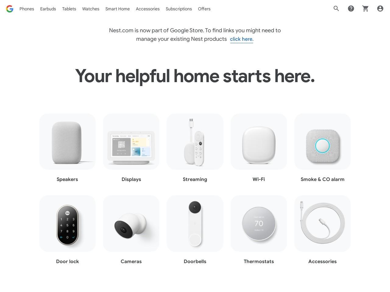 Nest智能家居